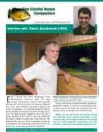 Interview with: Rainer Stawikowski, Mar-2009